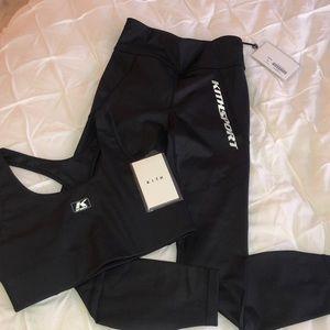 Kith Athletic Sports Bra/Pants